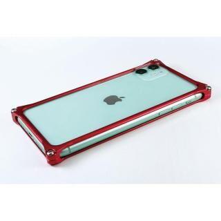 iPhone 11 ケース ギルドデザイン ソリッドバンパー レッド iPhone 11