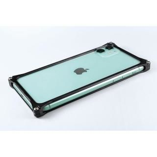 iPhone 11 ケース ギルドデザイン ソリッドバンパー ブラック iPhone 11