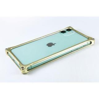 iPhone 11 ケース ギルドデザイン ソリッドバンパー シャンパンゴールド iPhone 11