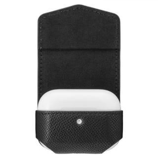 GRAMAS COLORS EURO Passione PU Leather AirPods Pro専用ケース ブラック【4月下旬】