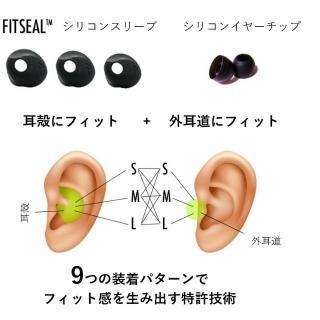 3Dサラウンド搭載 完全ワイヤレスイヤホン MUSE 5 ブラック_5