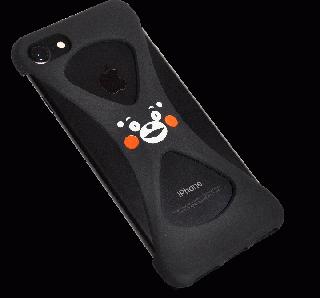 【iPhone6s Plus/6 Plusケース】Palmo 落下防止シリコンケース くまモンばーじょん iPhone 6s Plus/6 Plus_2