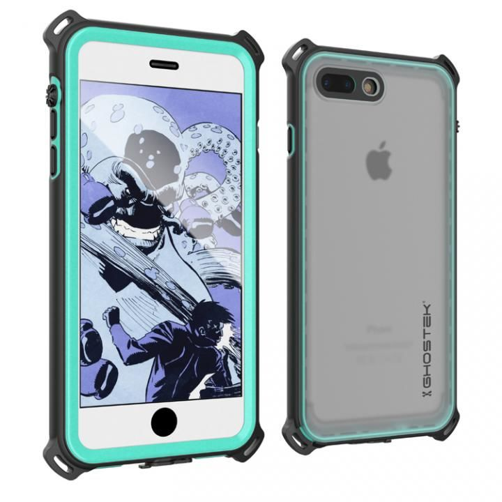【iPhone7 Plusケース】耐衝撃 IP68防水ケース Ghostek Nautical テール iPhone 7 Plus_0
