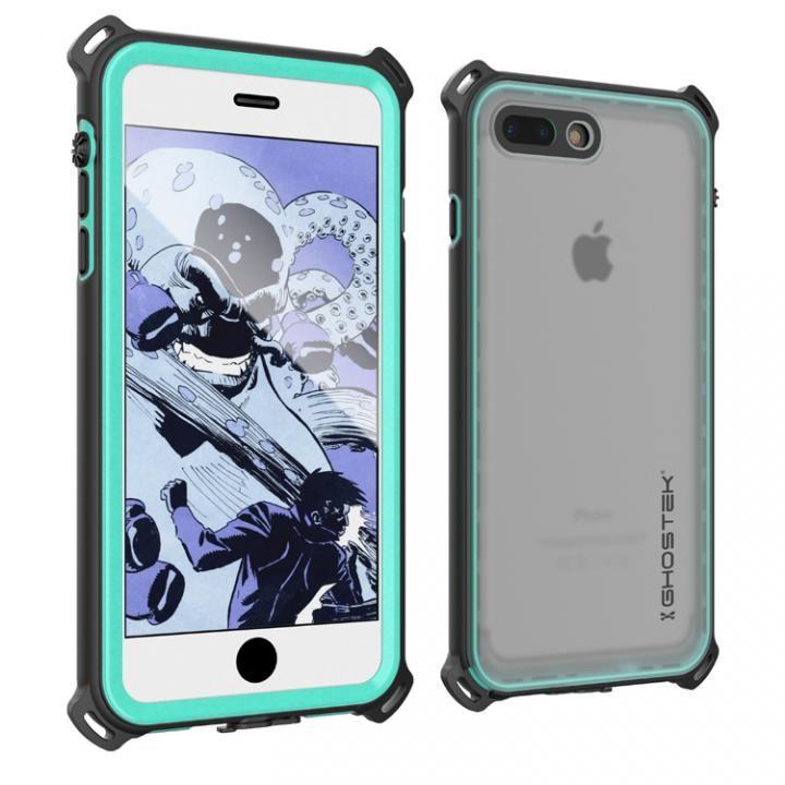 【iPhone7 Plusケース】耐衝撃 IP68防水ケース Ghostek Nautical テール iPhone 7 Plus_0