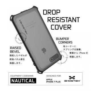 【iPhone7 Plusケース】耐衝撃 IP68防水ケース Ghostek Nautical ブラック iPhone 7 Plus_2