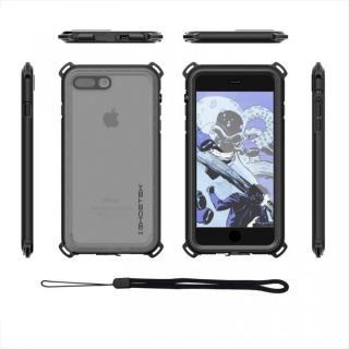 【iPhone7 Plusケース】耐衝撃 IP68防水ケース Ghostek Nautical ブラック iPhone 7 Plus_4