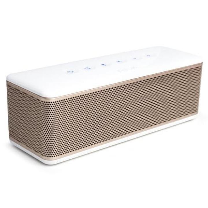RIVA S プレミアムワイヤレス Bluetoothスピーカー ゴールド_0