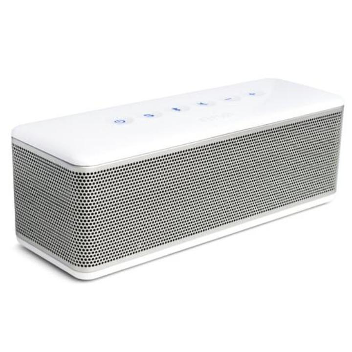 RIVA S プレミアムワイヤレス Bluetoothスピーカー シルバー_0