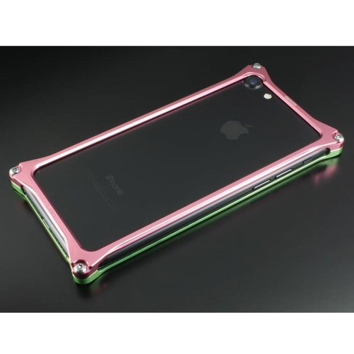 iPhone7 ケース RADIO EVA×GILDdesign ソリッドバンパー 真希波マリ iPhone 7_0