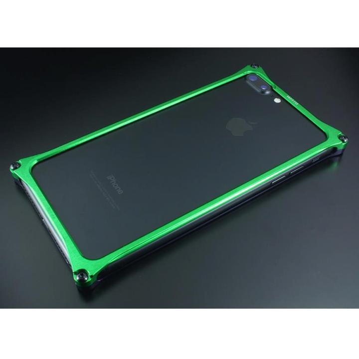 RADIO EVA×GILDdesign ソリッドバンパー エヴァンゲリオン初号機 iPhone 7 Plus