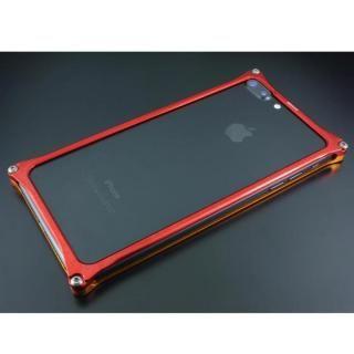 RADIO EVA×GILDdesign ソリッドバンパー エヴァンゲリオン2号機 iPhone 7 Plus