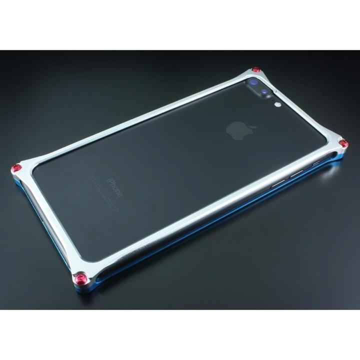 iPhone7 Plus ケース RADIO EVA×GILDdesign ソリッドバンパー 綾波レイ iPhone 7 Plus_0