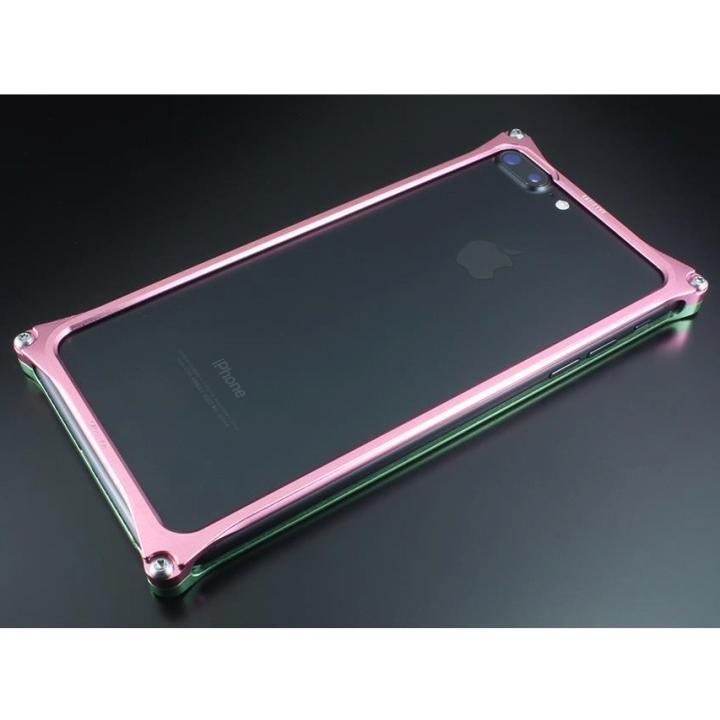 iPhone7 Plus ケース RADIO EVA×GILDdesign ソリッドバンパー 真希波マリ iPhone 7 Plus_0