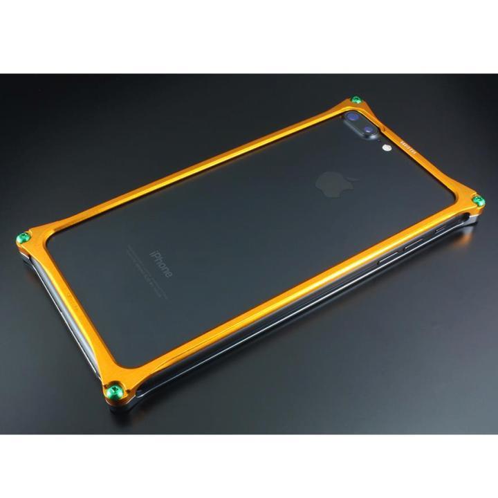 iPhone7 Plus ケース RADIO EVA×GILDdesign ソリッドバンパー 零号機(EVA-00 PROTO TYPE) iPhone 7 Plus_0