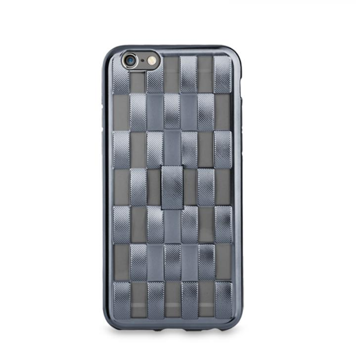 iPhone6s/6 ケース フィンガーバンド付きケース Joyroom グレー iPhone 6s/6_0