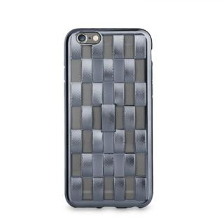【iPhone6s/6ケース】フィンガーバンド付きケース Joyroom グレー iPhone 6s/6