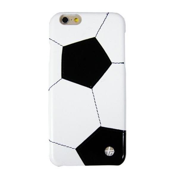 トルコ製本革張りハードケース サッカー iPhone 6