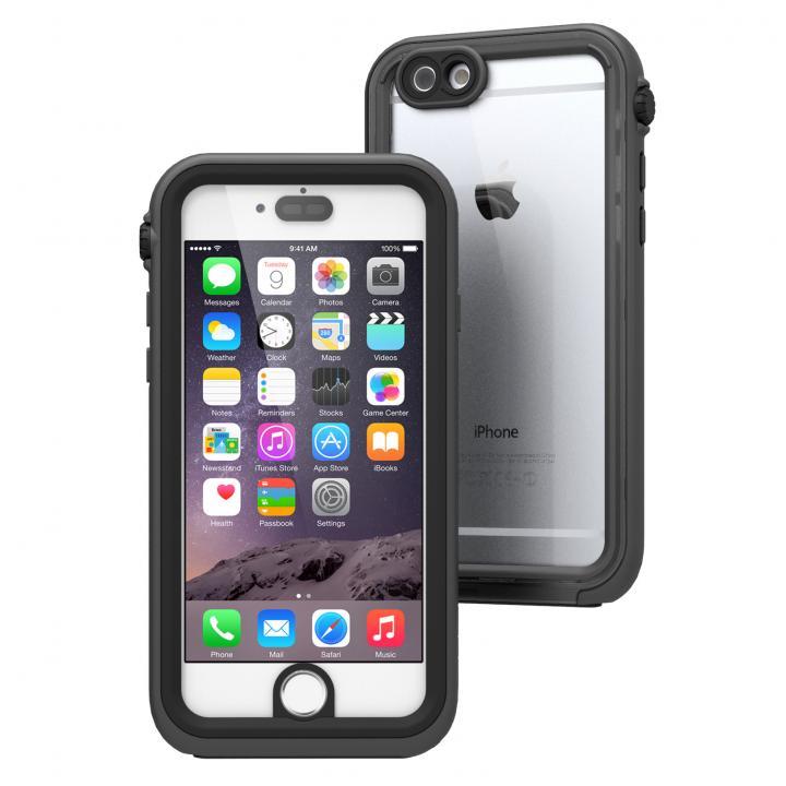 【iPhone6ケース】Catalyst(カタリスト) 完全防水ケース CT-WPIP144  ブラック iPhone 6_0