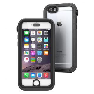 Touch ID対応完全防水ケース カタリスト ブラック iPhone 6
