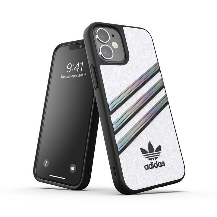 adidas originals Samba Woman SS21 White/Holographic iPhone 12 mini_0