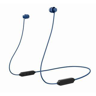 極小Bluetoothイヤホン ディープブルー