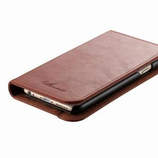 【iPhone6ケース】手帳型ソフトレザーケース ブラック iPhone 6_6