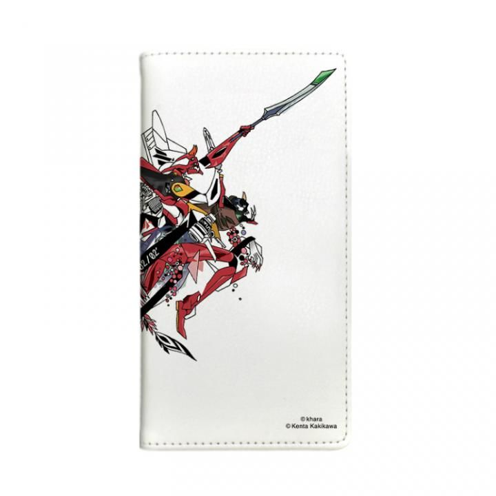 RADIO EVA 手帳型ケース RED iPhone 7