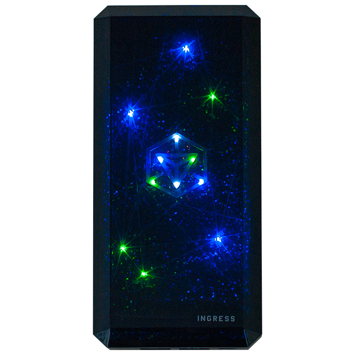 [12000mAh]cheero INGRESS POWER CUBE_0