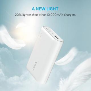 [10000mAh]Anker PowerCore 10000 コンパクトモバイルバッテリー ホワイト_2