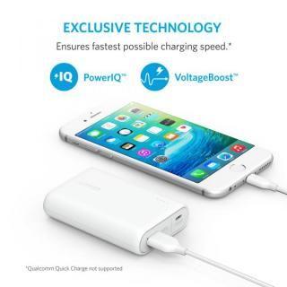 [10000mAh]Anker PowerCore 10000 コンパクトモバイルバッテリー ホワイト_3