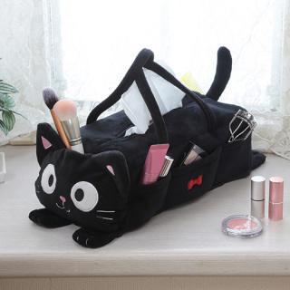 [猫の日特価]黒ねこティッシュBOXカバー