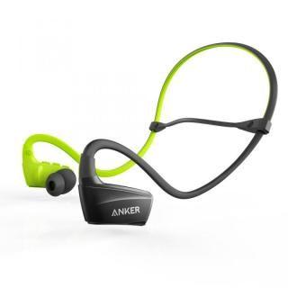 [新iPhone記念特価]Anker SoundBuds Sport NB10 スポーツ用 Bluetoothイヤホン グリーン【10月下旬】