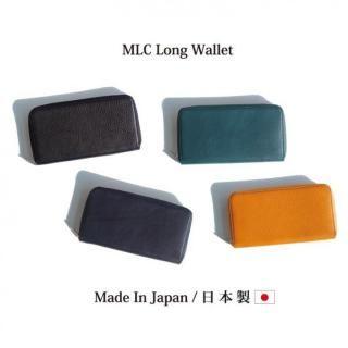 イタリアンレザー 財布 MLC Long Wallet ブラック(ネロ)_4