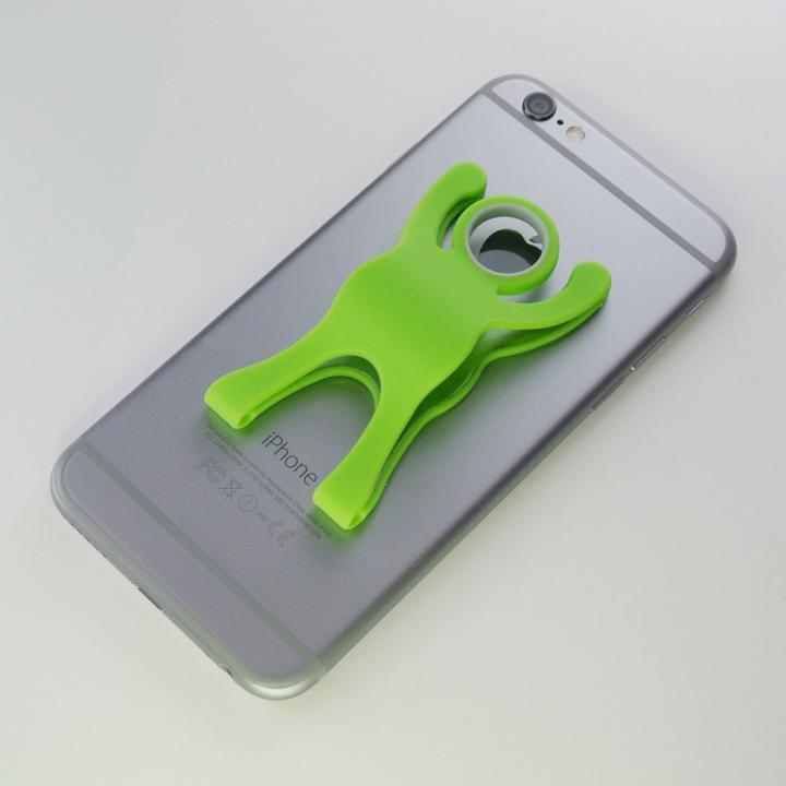 スマートフォンのお助けアイテム ビバヒーロー グリーン