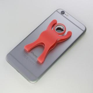 スマートフォンのお助けアイテム ビバヒーロー ピンク