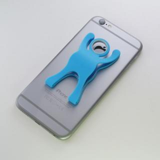 スマートフォンのお助けアイテム ビバヒーロー ブルー