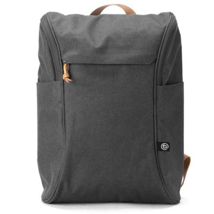 軽量ラップトップバックパック booq Daypack black tan