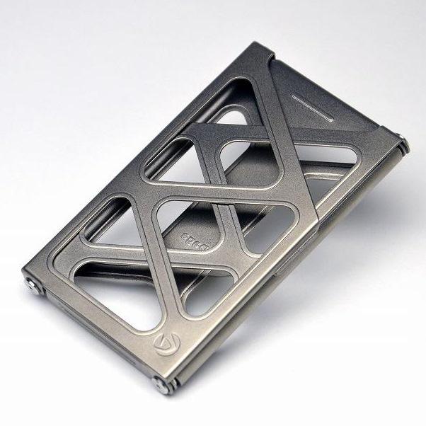 チタン製 名刺入れ titanium_0