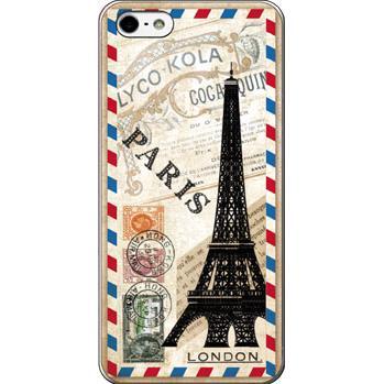 デコレウェア iPhone SE/5s/5ケース エアメール