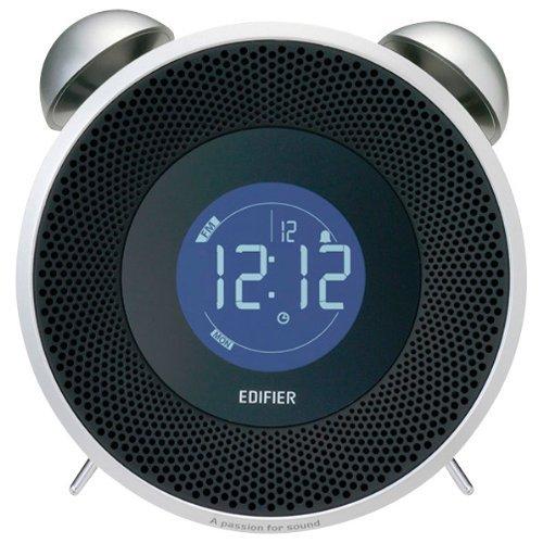 Edifier製FMラジオ搭載Bluetooth対応スピーカー ホワイト_0
