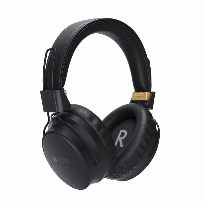 Sudio KLAR Bluetoothヘッドホン ブラック_0