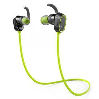 Anker SoundBuds Sport  Bluetooth ネックバンド イヤホン グリーン