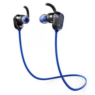 Anker SoundBuds Sport  Bluetooth ネックバンド イヤホン ブルー