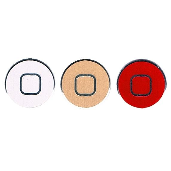 CLEAVE ALUMINUM HOME BUTTON (Silver /Gold/Red)