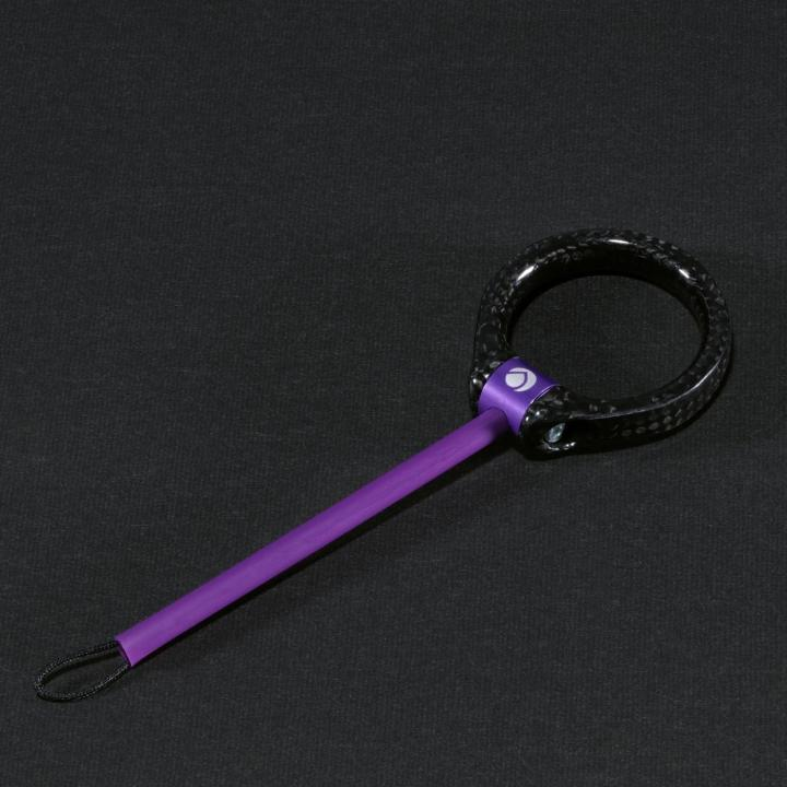 Carbon Ring Finger Strap Deep Purple(ディープパープル)_0