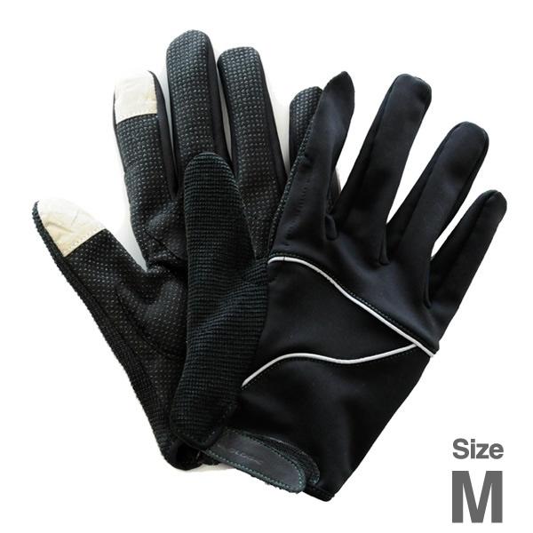 Biologic Cipher サイクリングスマホ手袋