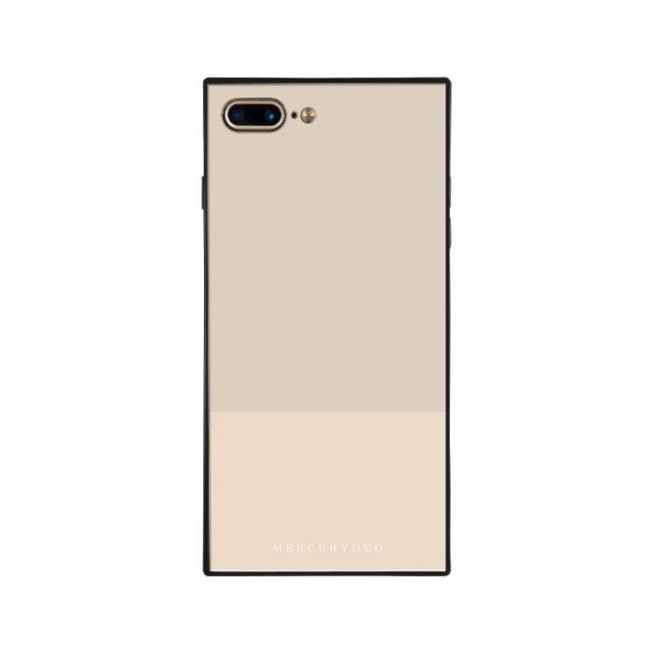 iPhone8 Plus/7 Plus ケース MERCURYDUO BI COLOR 背面ガラスケース SESAMI iPhone 8 Plus/7 Plus_0