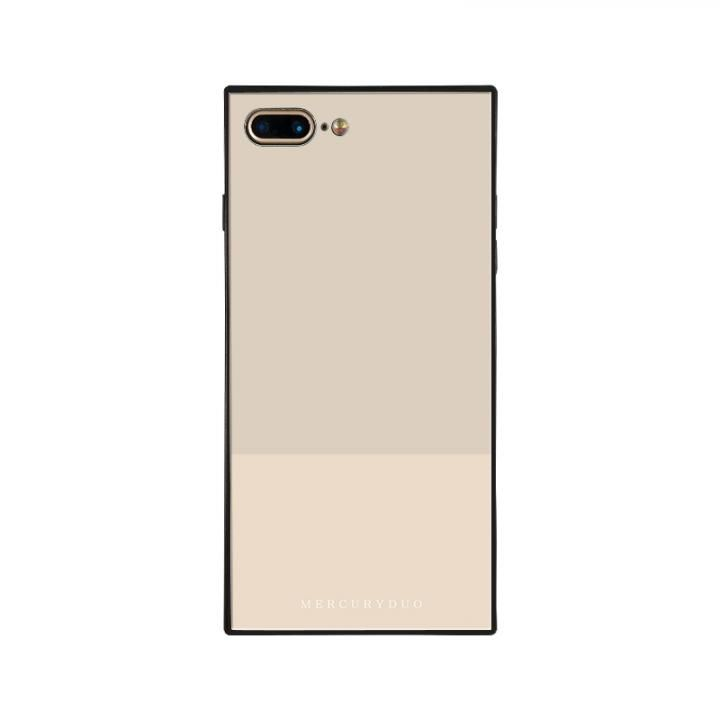 iPhone8 Plus/7 Plus ケース MERCURYDUO BI COLOR 背面ガラスケース SESAMI iPhone 8 Plus/7 Plus【3月下旬】_0