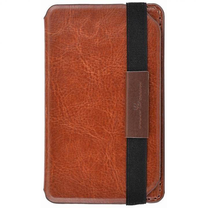 Back Card Pocket バックカードポケット ブラウン