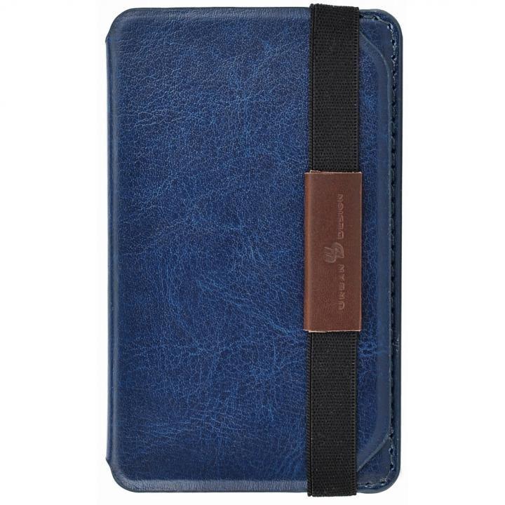 Back Card Pocket バックカードポケット ネイビー_0